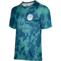 ProSphere Men's Sarasota Volleyball Club Grunge Shirt