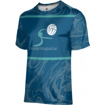 ProSphere Men's Sarasota Volleyball Club Ripple Shirt