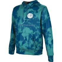 ProSphere Men's Sarasota Volleyball Club Grunge Hoodie Sweatshirt