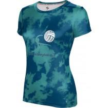 ProSphere Women's Sarasota Volleyball Club Grunge Shirt
