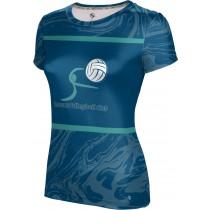 ProSphere Women's Sarasota Volleyball Club Ripple Shirt