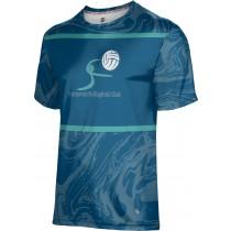 ProSphere Boys' Sarasota Volleyball Club Ripple Shirt