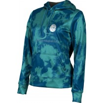 ProSphere Women's Sarasota Volleyball Club Grunge Hoodie Sweatshirt
