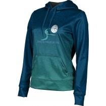 ProSphere Women's Sarasota Volleyball Club Ombre Hoodie Sweatshirt