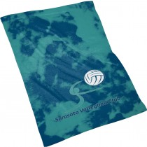 Spectrum Sublimation  Sarasota Volleyball Club Grunge Rally Towel
