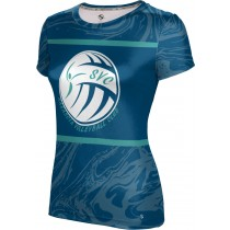 ProSphere Girls' Sarasota Volleyball Club Ripple Shirt