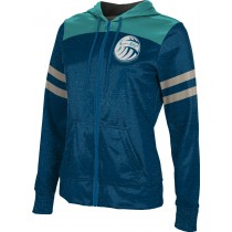 ProSphere Girls' Sarasota Volleyball Club Gameday Fullzip Hoodie