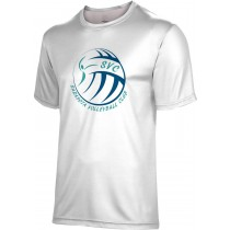 Spectrum Sublimation Unisex Sarasota Volleyball Club Poly Cotton Tee