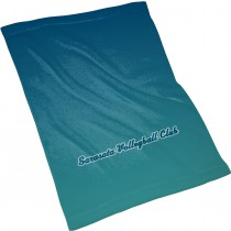 Spectrum Sublimation  Sarasota Volleyball Club Fade Rally Towel