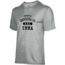 Men's Sarasota Volleyball Club Heather Poly Cotton Shirt