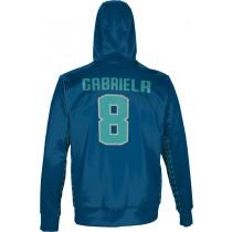 ProSphere Men's Sarasota Volleyball Club Geometric Hoodie Sweatshirt