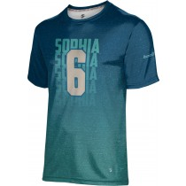 ProSphere Men's Sarasota Volleyball Club Ombre Shirt